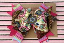 Hair Bows / by Nicole Barfield