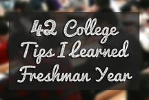 College is coming  / by Destini Martin