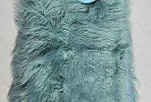 Fake fur items