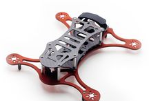Mini FPV Quad / Carbonfiber frames for mini-FPV quad - which should I choose???