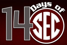 14 Days of SEC / by Texas A&M Career Center