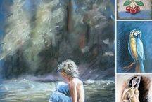 pintura y dibujo