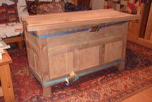 lavoretti col legno / ricupero legno