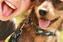 Kind und Hund / Kinder und Hunde sind ein Dreamteam. #familienhund