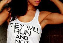 Running's my favorite!  / by Crystal Boyt