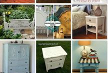 DIY Thrift Store Makeovers