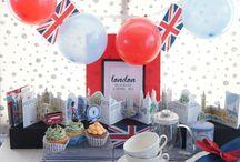 Decoration/Theme=London= / Serendipityの手がける空間デコレーション テーマはロンドン!