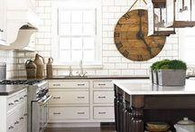Home Design - Kitchen Inspiration
