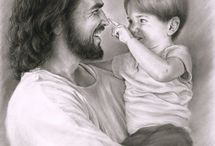 Pictures of Jesus / Pictures of Jesus that show his kindness, love, joy and pure humanity