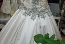 Wedding Dresses / by Amy Sullivan