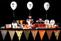Halloween Party & Desserts / Halloween desserts, crape carts, Halloween events, Halloween catering, Halloween cupcakes and cookies, gluten-free desserts, halloween in france, halloween activities at la petite france bakery