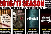 Current Season / At La Mirada Theatre for the Performing Arts - 14900 La Mirada Blvd. La Mirada, CA 90638 - Box Office Phone: (714) 994 6310  For more information visit us online at www.PhantomProjects.com