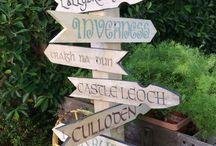 Outlander / Aye, sassenach. A board full of the Scottish glories of Outlander.