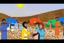 Video bible lesson