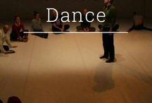 Contact Improvisation / Whats the Dance Spirit? you can find it here...