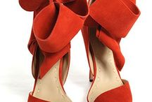 Shoes / If I'm walking a mile let it be a mile in exquisite beauty