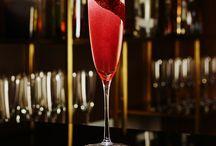 Luxury Valentine's Day Cocktails