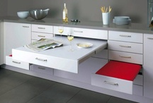 Space saving pieces / solution for small places / by Andrea Kačmar