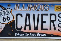 Caver License Plates / Caver license plates