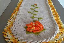 Meus trabalhos em Crochê: por Catia Heloisa