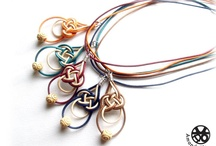 knotted jewelry inspiration / by Trina Roberts