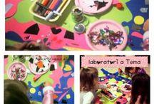 Laboratori creativi x bambini  / Laboratori di manualità creativa a tema principesse / www.arteingioco.info / mariaestella coli