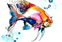 aquarelle/watercolor