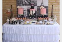 Sweet 16 birthdays parties