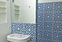 Cool And Cozy Summer Bathroom Style : Modern Seasonal Decor Ideas