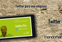 Twitter Pro | Mandomando PRO / Curso completo de gestión profesional de Twitter #TwitterPro