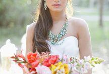 flower: fern / wedding flower inspiration featuring ferns
