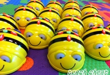 Bee bot ideeën