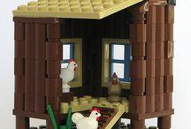 Lego - różne