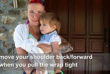 Babywearing Videos / by Beck Family