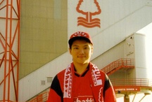 Me and Nottingham Forest