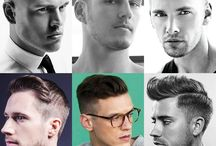 Men's Hair / All about haircuts and hairstyles !!!