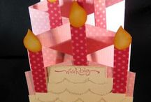 Cards - Folds & Shapes #2