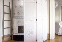 room dividers / rumsavdelare
