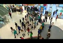 flash Mob / fantastic Dance  / by Heba Hesham