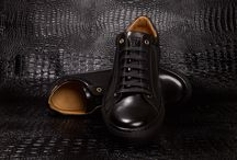 DÈJON MARQUIS- LOW TOP TAILORED SNEAKER COLLECTION