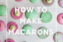 Macaroons / Indulge&delightful