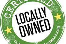 Shop Local ~ Indie / by AvE Cafe