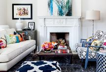 Living Rooms / Living Room Inspiration / by Southern Revivals