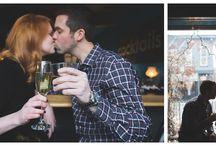 Engagement - Carly Short Photography / Engagement Portraits by Carly Short Photography