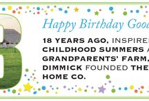 Happy Birthday Good Home! / We are celebrating 18 years of Good Home and the company's rich heritage.