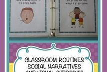 Pins on Environments that Support Social and Emotional Development