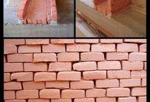 Brick wall models