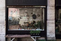 flower shop interio