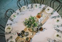 winter wedding / wedding floral ideas and inspiration