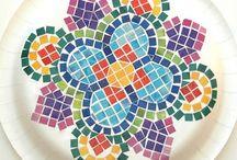 Plate mosaics